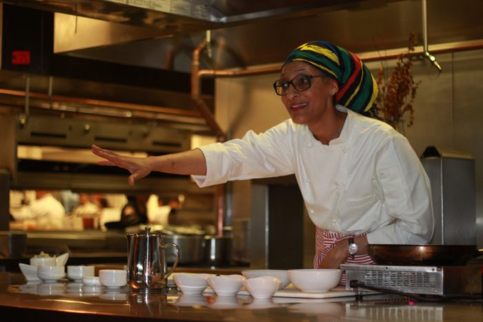 Chef Carla Hall The Chew Carla Hall Chef Carla Hall cooking tips