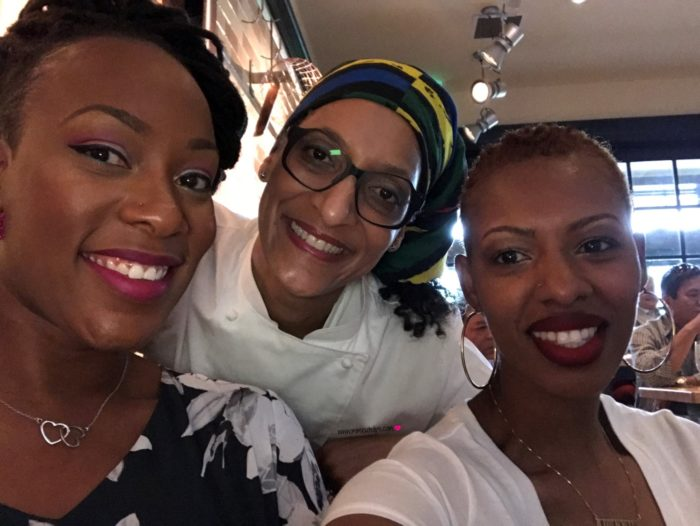 Chef Carla Hall cooking tips