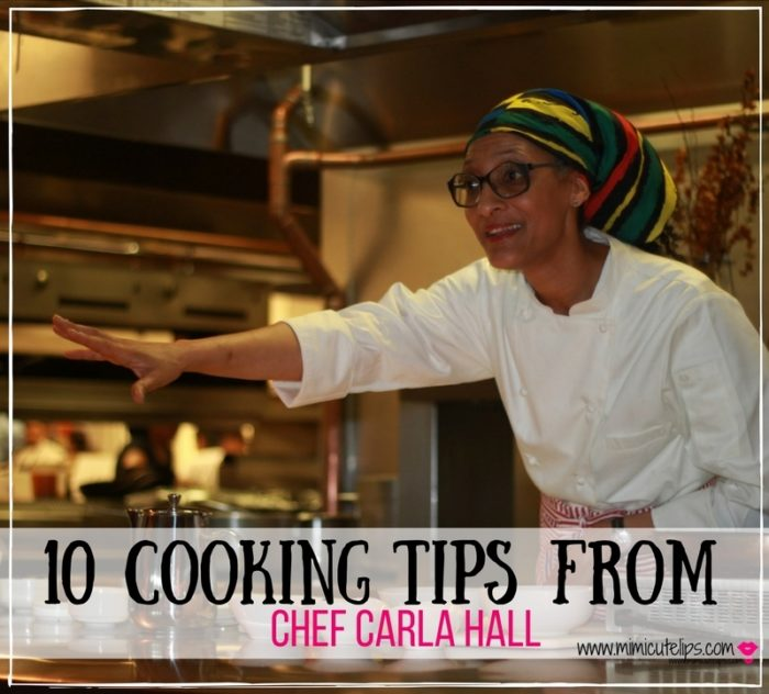 Carla Hall, The Chew