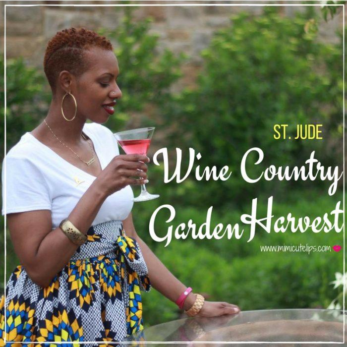 St Jude Garden Harvest
