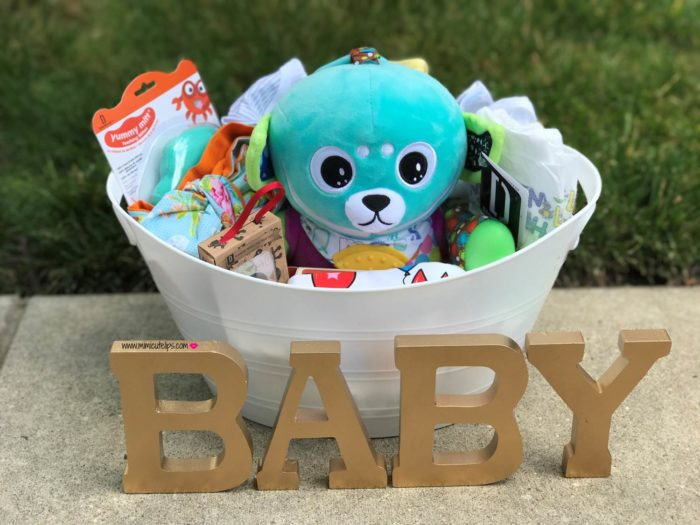 DIY Gift Basket DIY Baby Shower Gifts