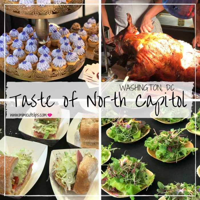 Taste of North Capitol