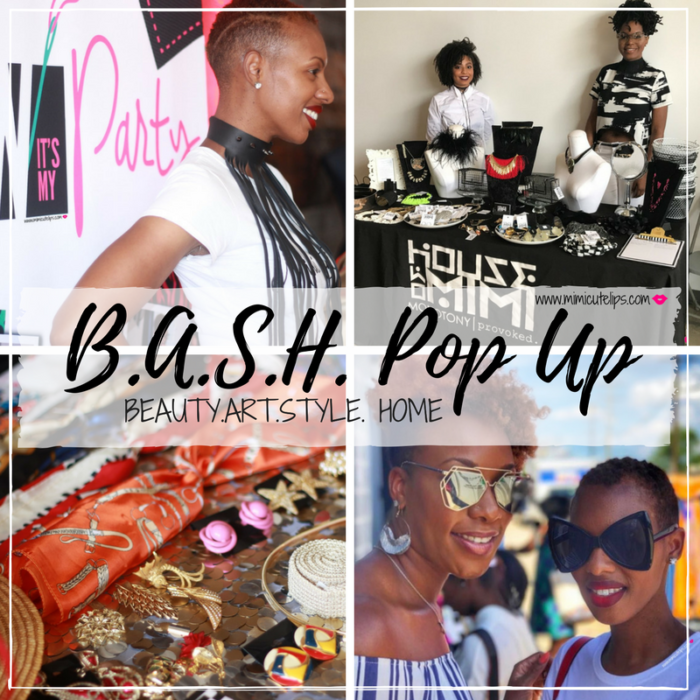BASH Pop Up Shop