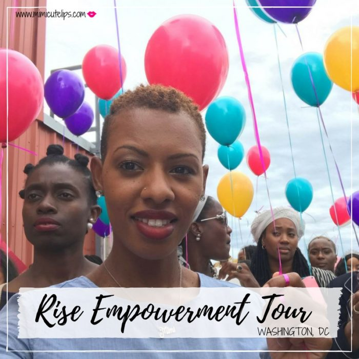 Rise Empowerment Tour