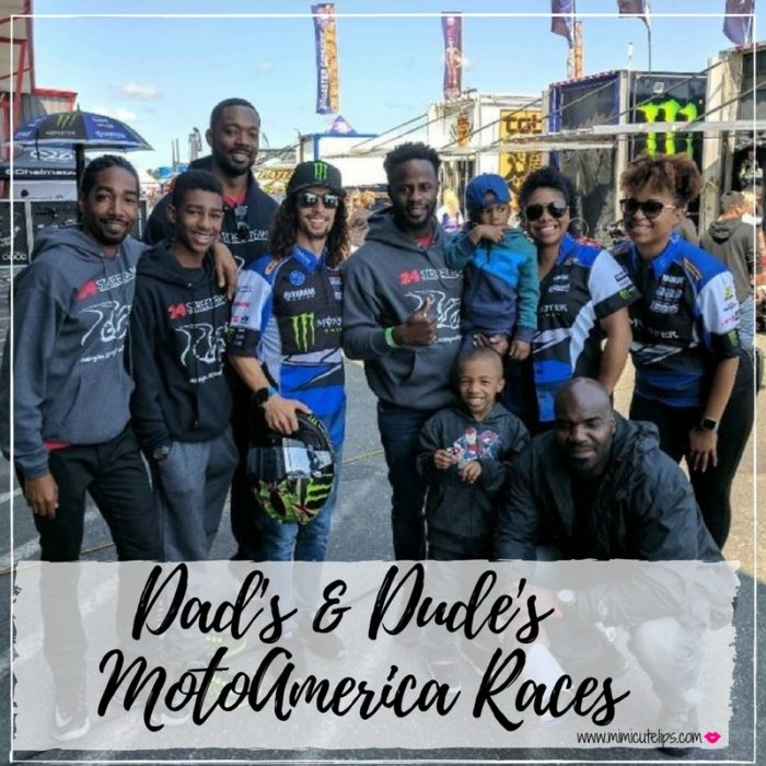 Lifestyle Media Correspondent MimiCuteLips recaps the motoamerica motorcycles races her guys attended in New Jersey. #FullThrottle #MotoAmerica motoamerica motorcycles races
