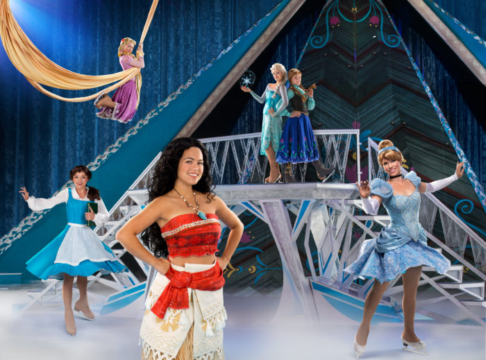 Disney On Ice Dare to Dream Baltimore