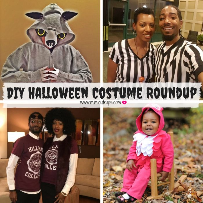 Lifestyle Media Correspondent MimiCuteLips shares a DIY Halloween Costume Roundup. Costumes are DIY and cost less than $20 to make.