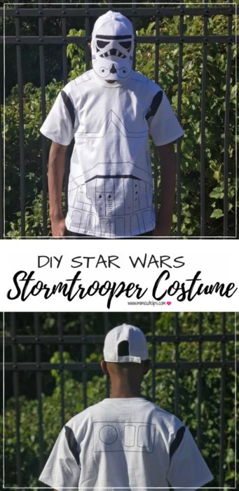 Featuredinterviews archives mimicutelips diy star wars stormtrooper costume solutioingenieria Gallery