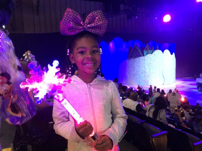 Disney on Ice presents Dare to Dream #DreamBig