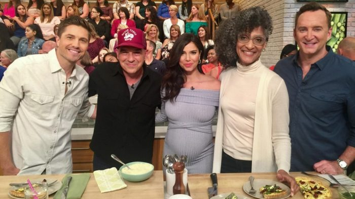 MimiCuteLips on the Chew Dinner with friends