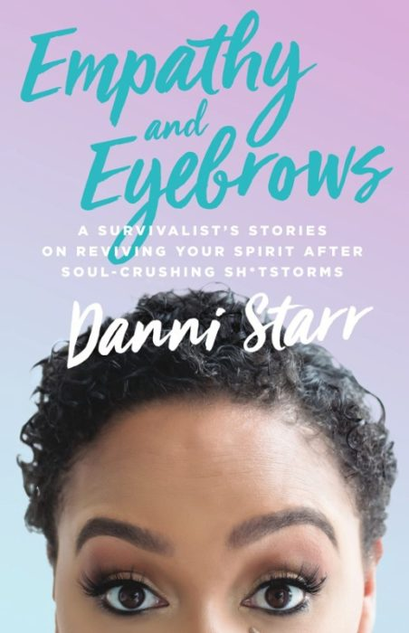 empathy eyebrows danni starr