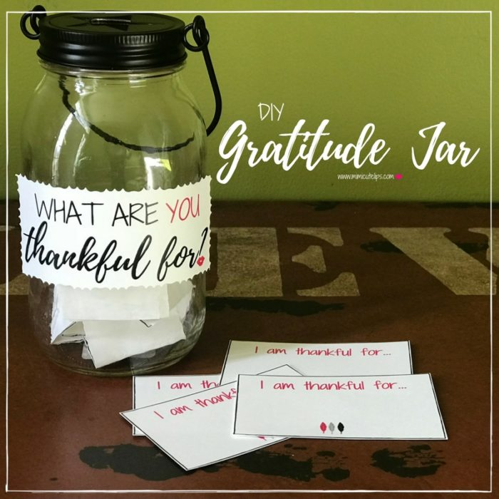 Lifestyle Media Correspondent MimiCuteLips is sharing this easy DIY gratitude jar. As seen on ABC 7 News Channel 8 Good Morning Washington.