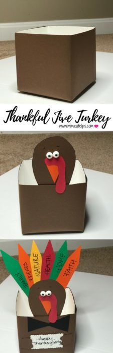 Lifestyle Media Correspondent MimiCuteLips gives a tutorial on how to make a thankful turkey craft. This item was featured on Good Morning Washington, Ch. 8