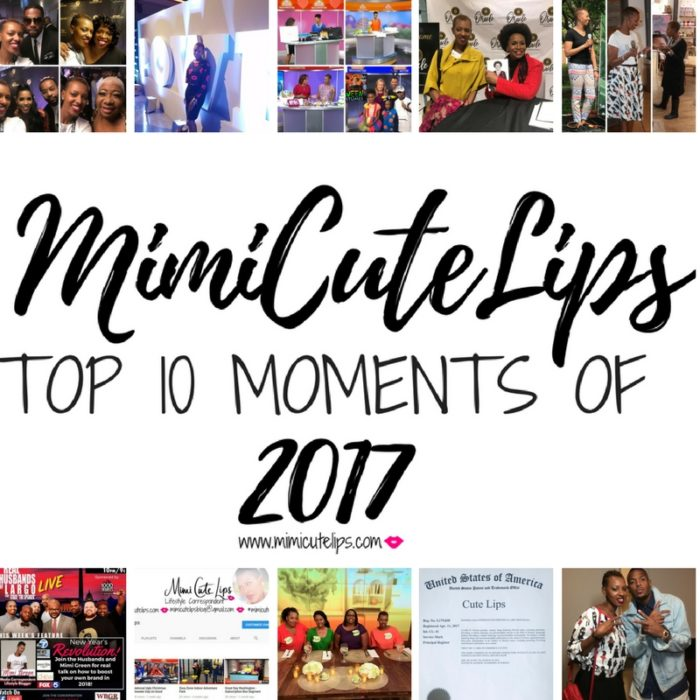 Lifestyle Media Correspondent MimiCuteLips shares the top moments of 2017. Highlights include interviews, features, hosting, and more. MimiCuteLips Top 10 Moments of 2017