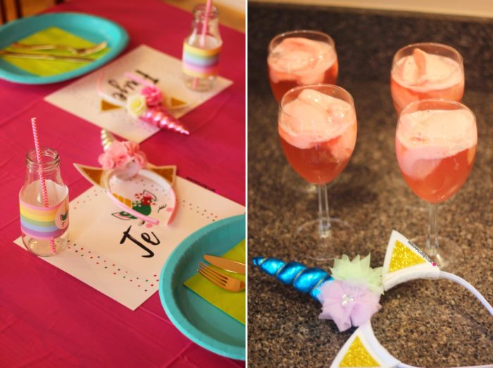 Unicorn Party Unicorn Happy Hour #UnicornHappyHour