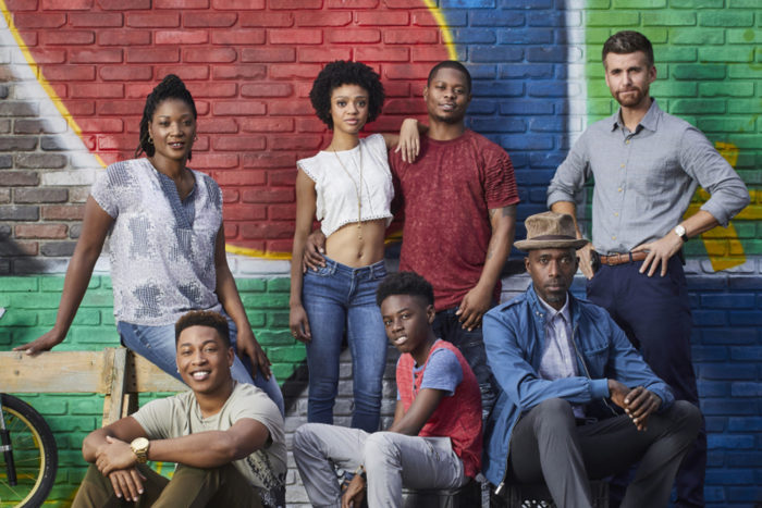 The Chi new black shows