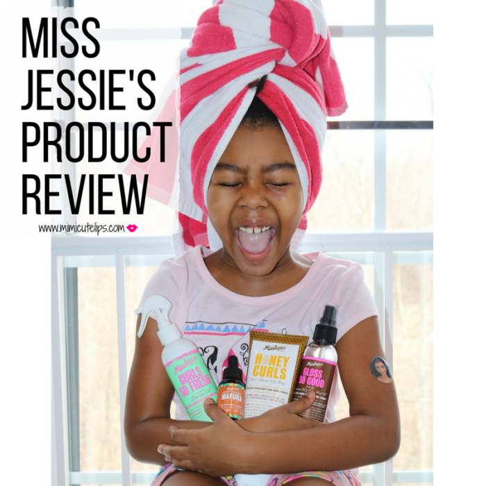 Miss Jessie's new products are out and Lifestyle Media Correspondent MimiCuteLips and her daughter LittleCuteLips tried them out Products: Miss Jessie's Gloss So Good, Miss Jessie's Honey Curls, Miss Jessie's Curls so Fresh and Miss Jessie's Grow Strong MAFURA Hair Oil. #MissJessies #MissJessiesBook