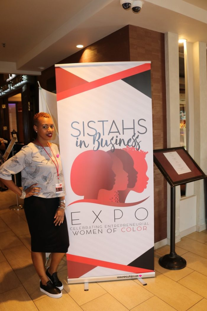 Sistahs in Business Expo #SIBExpo