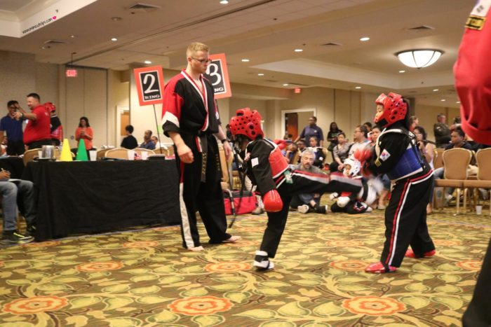 why martial arts for kids