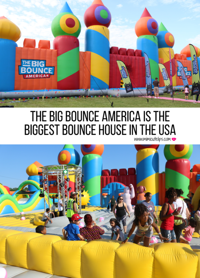 The Big Bounce America rolled up on the DC area for two weeks. Lifestyle Media Correspondent MimiCuteLips gives you a recap. #TheBigBounceAmerica