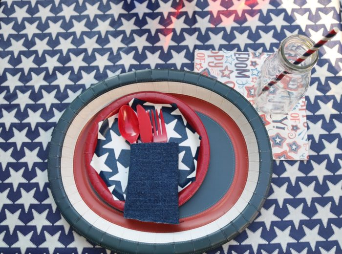 DIY 4th of July Treats and Decor