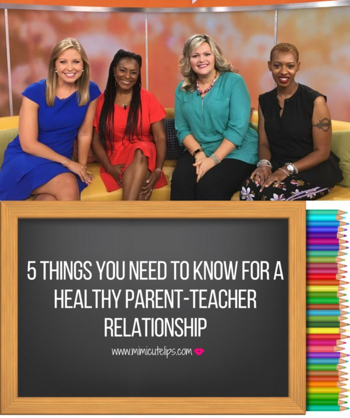 The Good Morning Washington Mommas discuss how to have a healthy parent teacher relationship. What to do, and not do during the school year.
