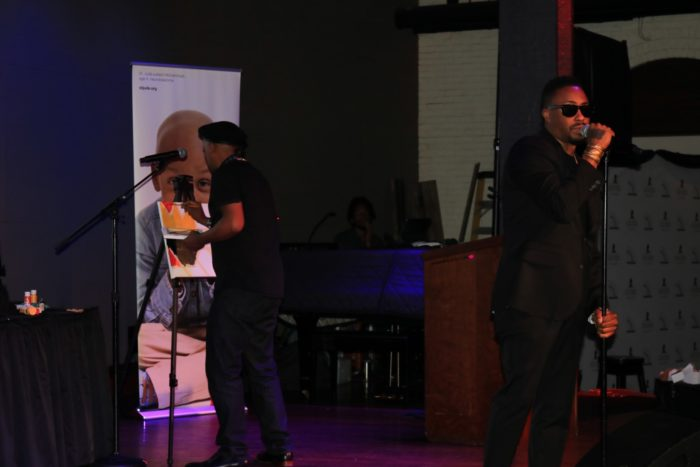 St. Jude Call to Service Childhood Cancer Awareness Month Sickle Cell Awareness Month Raheem Devaughn