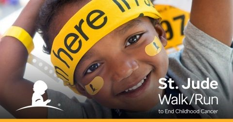 St. Jude Childhood Cancer Awareness Month #CCAM DC Blogger Lifestly Blogger DC Media