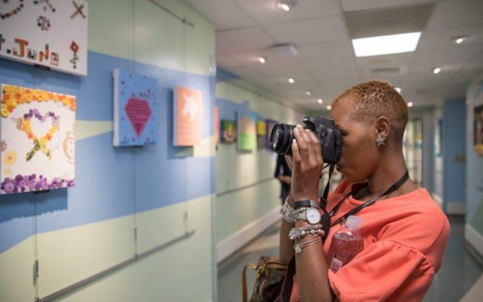 inside st. jude #DCMedia #DCBlogger #LifestyleBlogger #BlackMedia #WomenInMedia