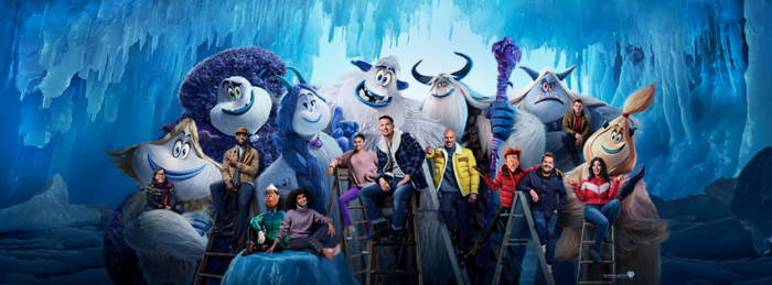 john wall smallfoot screening smallfoot cast