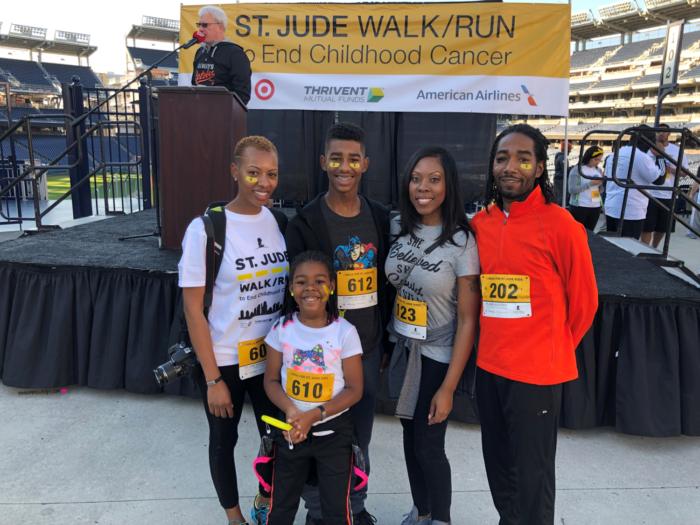 St. Jude Walk Run DC