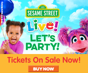 Sesame Street Live! Let's Party