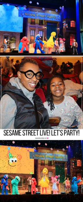 Lifestyle Media Correspondent give sa recap of the Sesame Street Live! Let's Party! that took place in Baltimore, Maryland. #SesameStreetLive