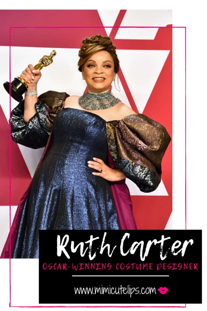 Lifestyle Media Correspondent MimiCuteLips is featuring Costume Designer Ruth Carter for Women's Month. Ruth Carter is a trailblazer in film + television.