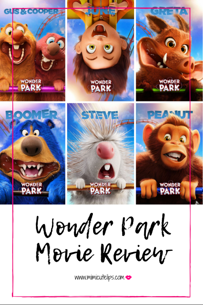Lifestyle Media Correspondent MimiCuteLips shares her Wonder Park movie review. Wonder Park is in theaters March 15th. #WonderPark #WonderParkMovie