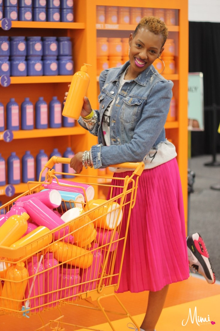 The NYC Essence Beauty Carnival Experience - MimiCuteLips