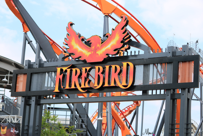 six flags firebird