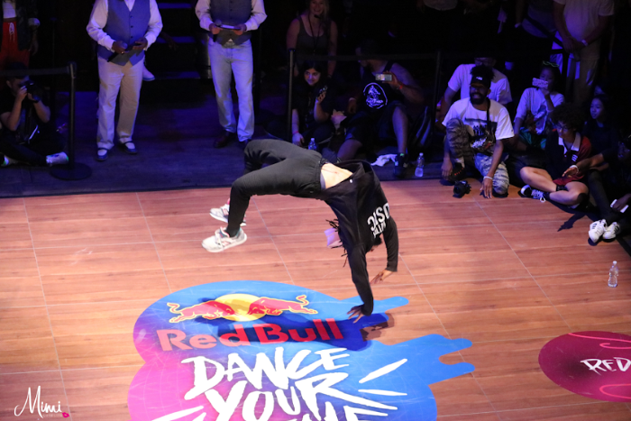 Red Bull Dance Your Style DC D.Q.