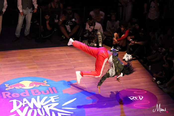 Red Bull Dance Your Style DC Neverless