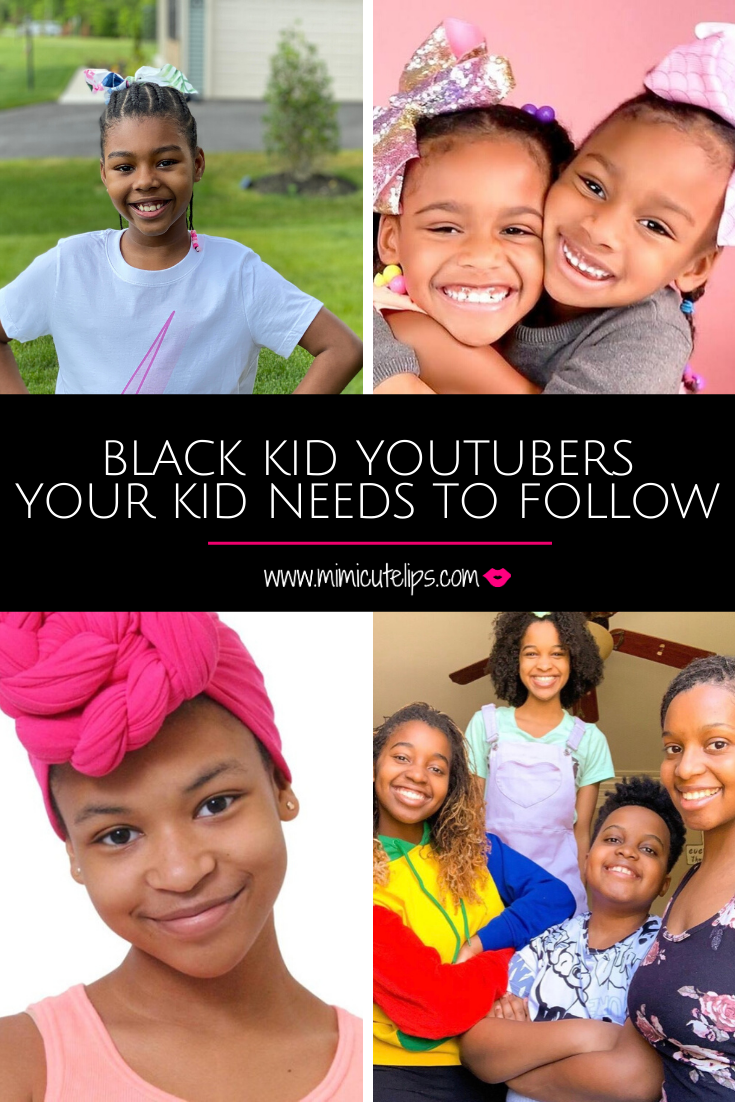 My daughters YouTube subscriptions needed diversity and we weren't the only ones. Here is a list of dope black kids on YouTube. You're welcome! #BLM #BlackLivesMatter