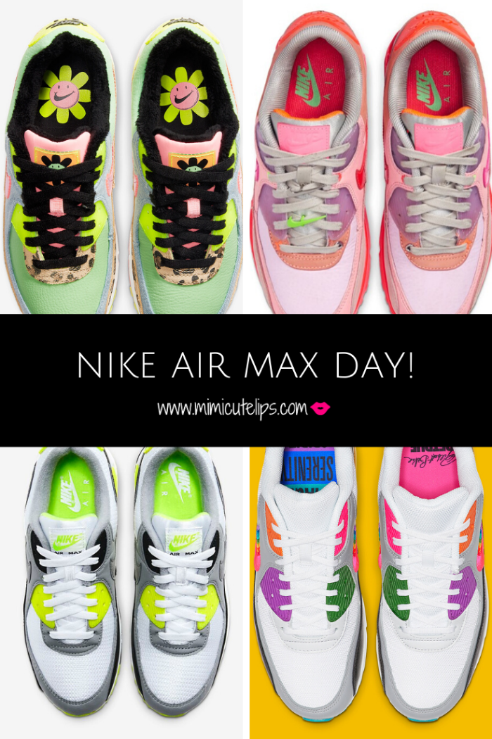 3/26 is Nike Air Max Day! 3/26/87, Nike released the original Air Max 1by designed by Tinker Hatfield. I'm sharing my Air Max collection w/ you. #AirMaxDay #NIKEAIRMAXDAY #KISSMYAIRMAX
