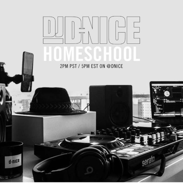 DJ DNICE Club Quarantine #ClubQuarantine