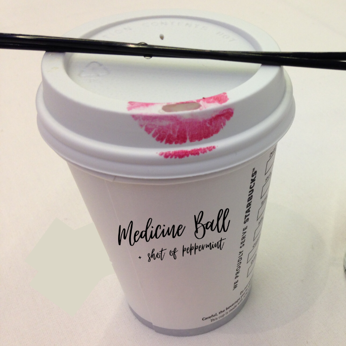 Starbucks Medicine Ball Dupe