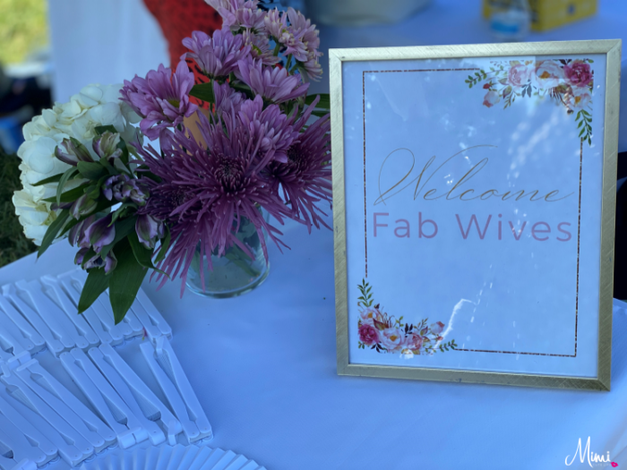 Fab Wives Event