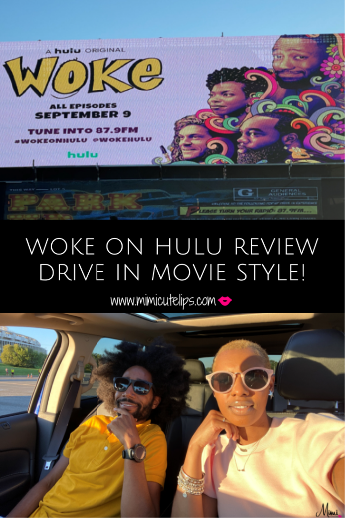 I attended an advance screening of the first two episodes of Woke on Hulu. This is a spoiler free review of #WokeOnHulu WATCH THIS SHOW!