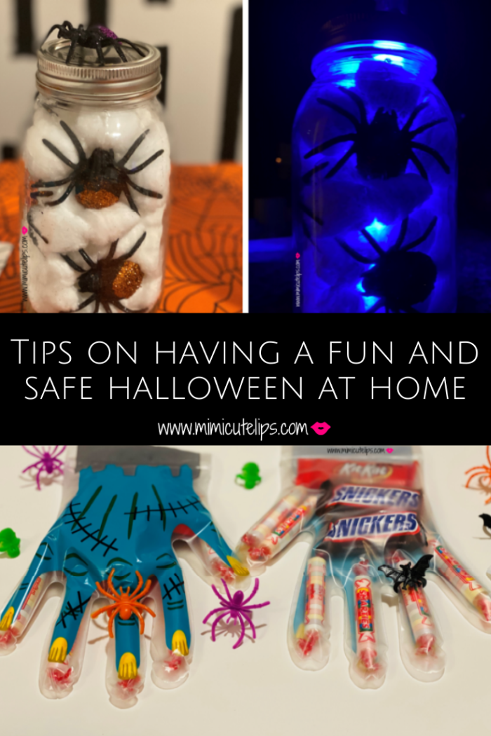 I am sharing tips on how to Halloween Safely at Home during the pandemic. Halloween doesn't have to be canceled.